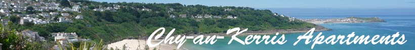 Chy-an-Kerris Apartments, Carbis Bay