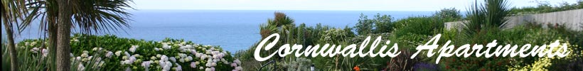 Cornwallis Apartments, Carbis Bay