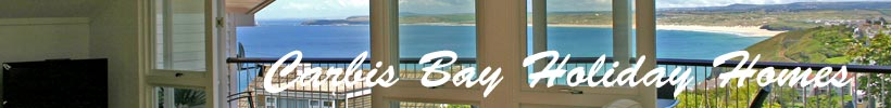 Holiday homes in Carbis Bay