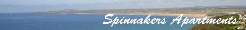 The Spinnakers Apartments, Carbis Bay