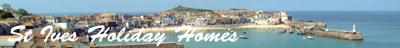St Ives holiday homes